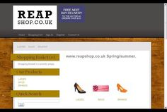 At checkout add code r3ap007 for a amazing 15% off all shoes and k-swiss trainers www.reapshop.co.uk