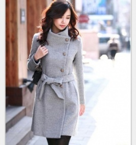 Long Coat Grey
