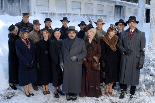 Murder On The Orient Express: David Suchet | Life of Wylie