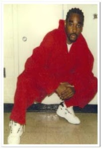 Terrance Bowman-Taylor is currently on death row in North Carolina for crimes he did not commit.