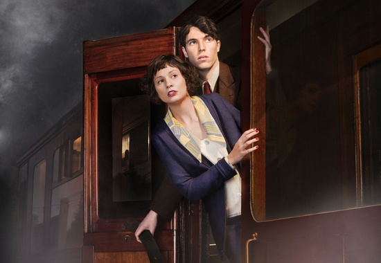 The Lady Vanishes - Tom Hughes