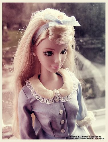 Love this Barbie