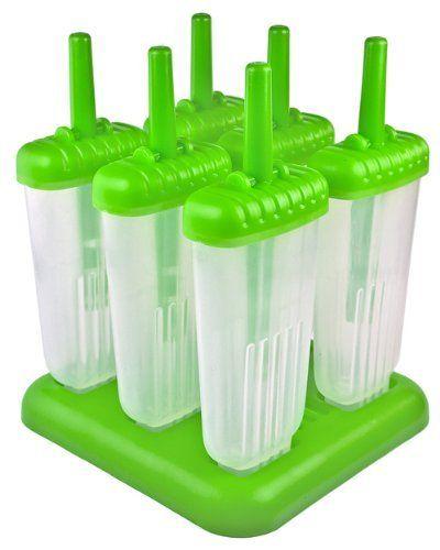 ✔️ $12--- Tovolo Groovy Ice Pop Molds, Green - Set of 6, http://www.amazon.com/dp/B00395HIOO/ref=cm_sw_r_pi_awdm_wgOAtb127QQRZ