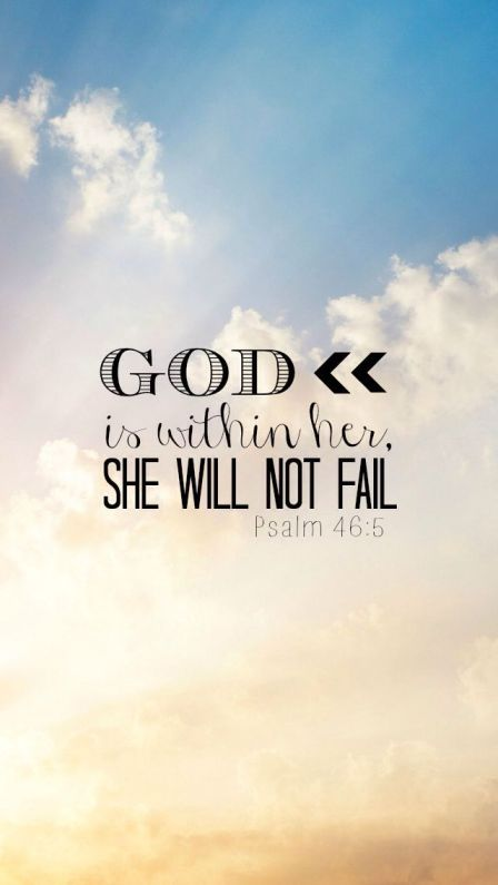 Psalm 46:5 - It's Going to Happen.| huongctvo.com