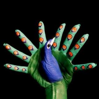 hand art by Mariotti Umani