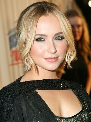 Hayden Panettiere was another popular choice by readers to play Maximum Ride. What do you think?