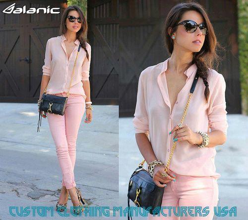 custom apparel manufacturers