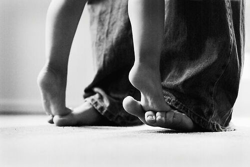 Dancing with Daddy ♥