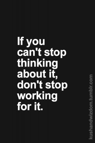 I swear, Pinterest quotes have me all screwed up! One quote says to let go, another says to hang on and keep trying. WTH?