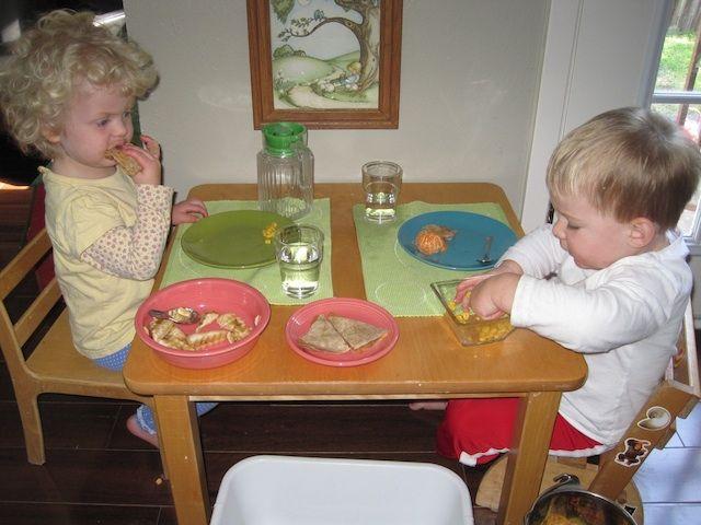 Montessori birth to 3 descriptions