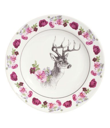 Plate | H US