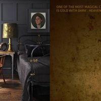 アビゲイルのレッスン:暗色をおそれるな。暗い壁の部屋で出来る工夫。