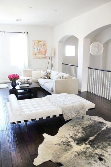 Beautiful.  Very pretty for a loft idea.