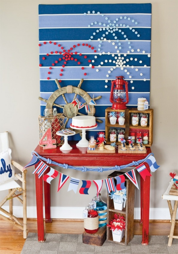 Fourth of July #inspiration