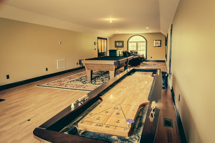 16 Stunning Upstairs Game Room Ideas House Plans 19265