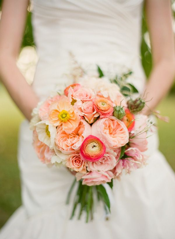 peach bouquet.. one of my all-time favorites. i just love this.