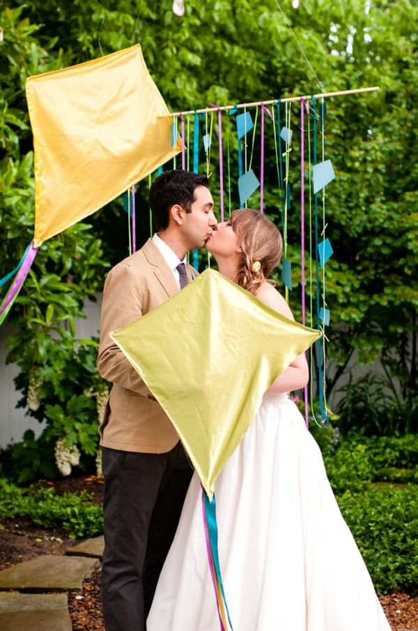 kite wedding ideas http://www.thephotographycollection.com/
