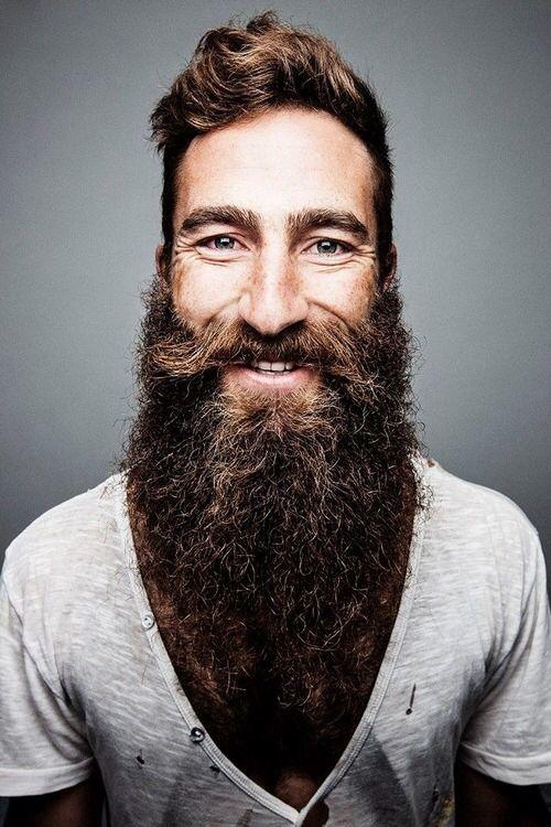 Se laisser pousser la barbe