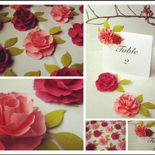 Paper flower table decorations decoration for home paper flower table decoration photograph tabl mightylinksfo