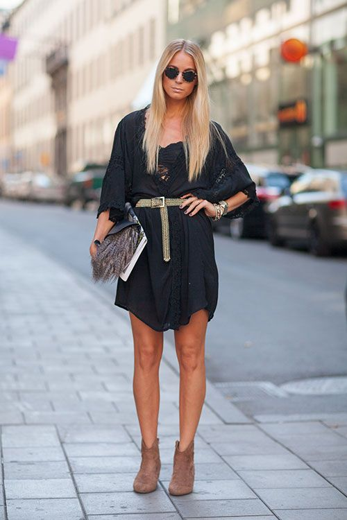 Stockholm Street Style Spring 2014 - Page 12