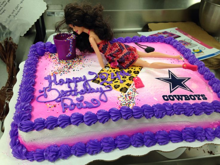 Drunk Barbie Cake Walmart Cake Walmart Cake Custom