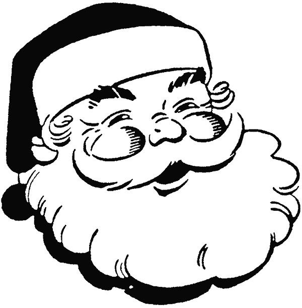santa claus face related keywords amp suggestions santa claus face