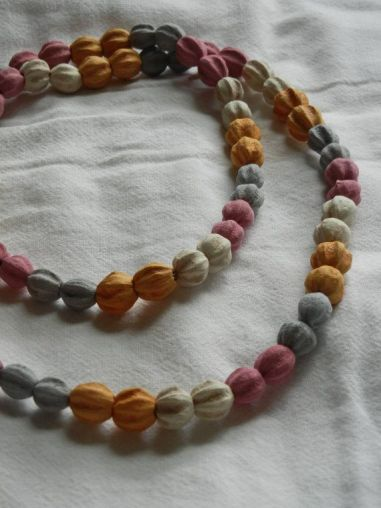 chinaberry beads