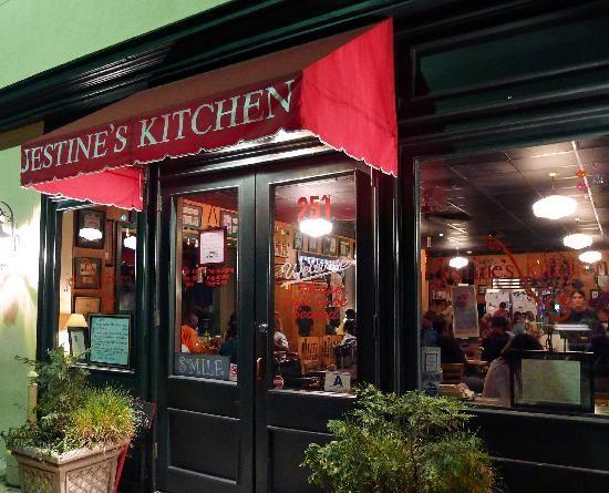 Jestine Kitchen Downtown Charleston