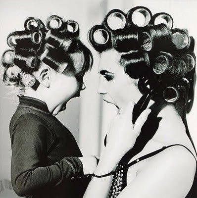 Mother - Daughter cuteness :)  Do you have a great Mother-Daughter makeup tip you learned from your Mom? Share it on on.fb.me/13YCgwT and win a chance at a trip for 2 to NYC!