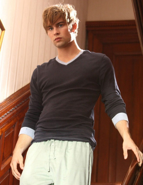 Nate archibald (chace crawford) :)