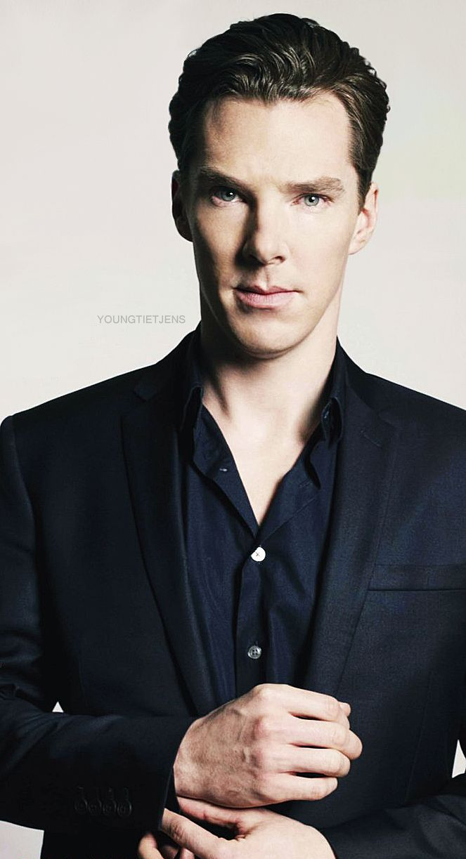 Benedict Cumberbatch - Holy Hannah of Hotness HAIIIIII <---LOL! Love it (Dear Pinterest... I'm aware that I've already pinned this. I will pin this for-evah!)