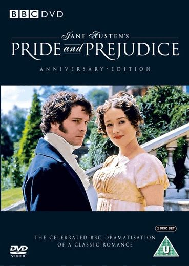 Pride and Prejudice . . . THIS version with Colin Firth!
