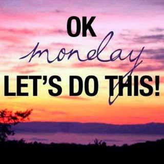 Motivational Monday quotes :)