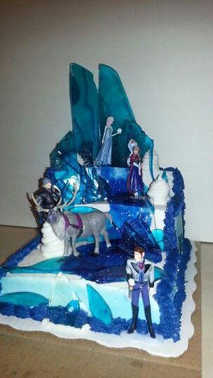 Movie Frozen Cak Pans Party Invitations Ideas