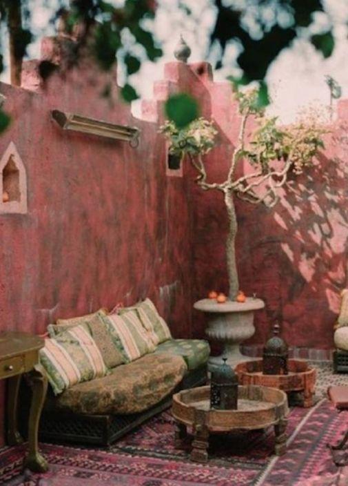 Arredare la veranda in stile marocchino guida giardino for Arredare la veranda