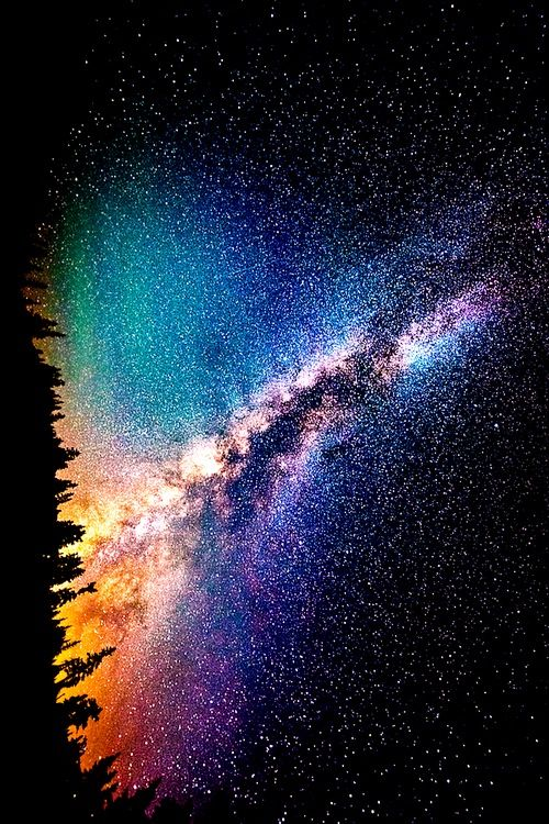 The universe is incredible...