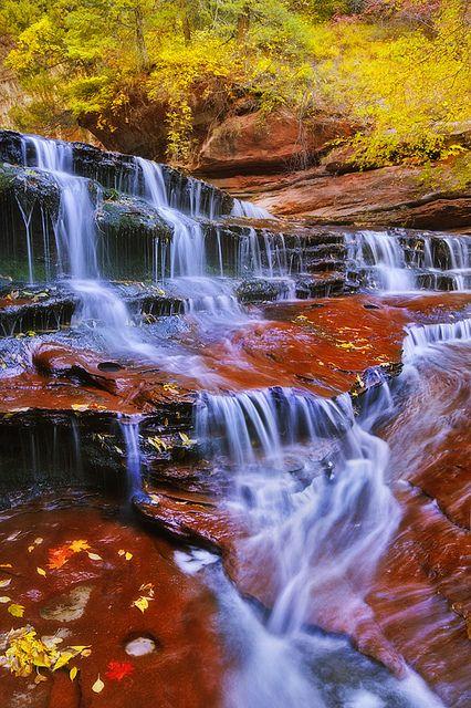 Arch Angel Falls   Flickr - Photo Sharing!