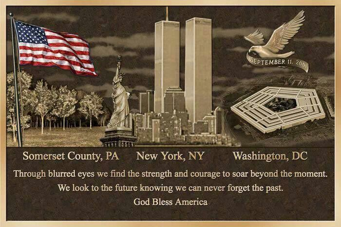9-11 plz take a moment out of your day to remember this day