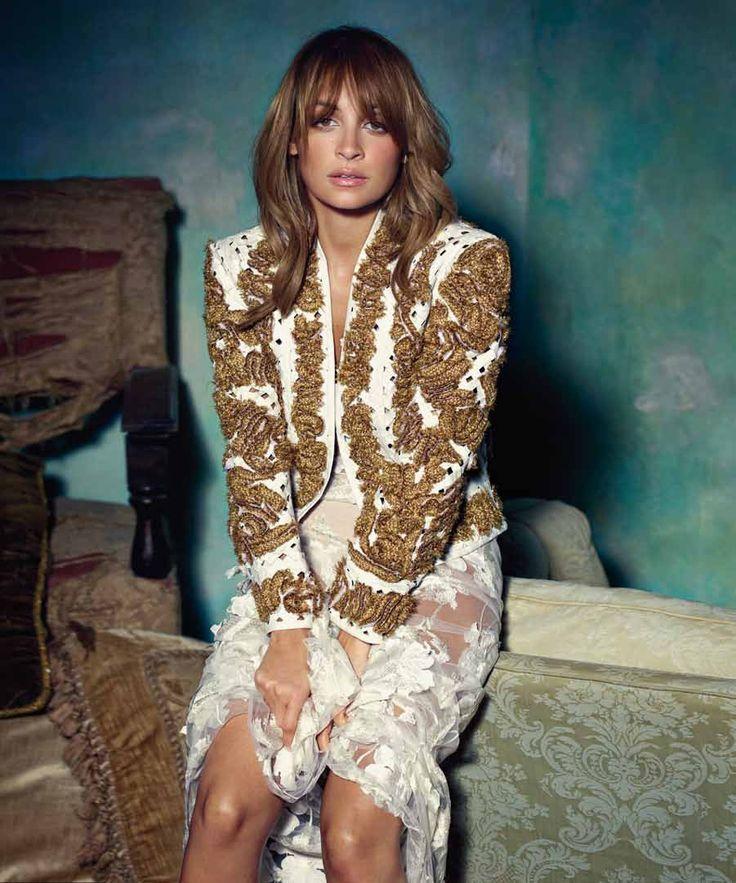 Nicole Richie &... That jacket!