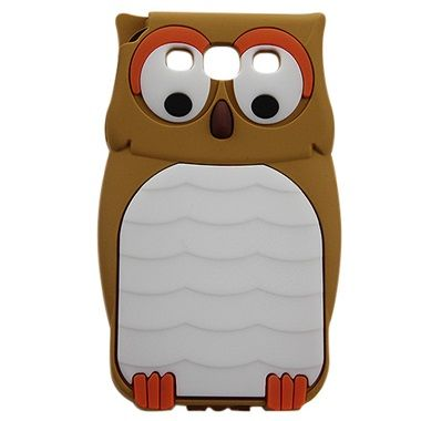 Owl Type Back Cover Case for SAMSUNG 9300