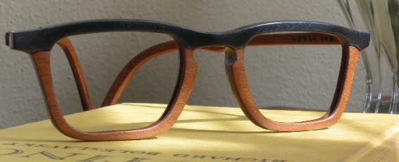 eyeglass frames from scratch using basic hand and woodworking tools