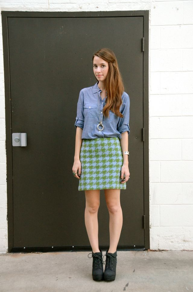 I absolutely adore this outfit, and Mara's entire blog (M loves M). It's definitely worth checking out!