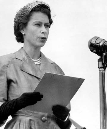 The Queen's Speech [1954]