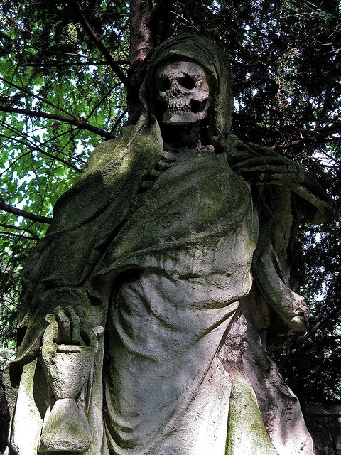 Melaten cementary, Cologne, Germany