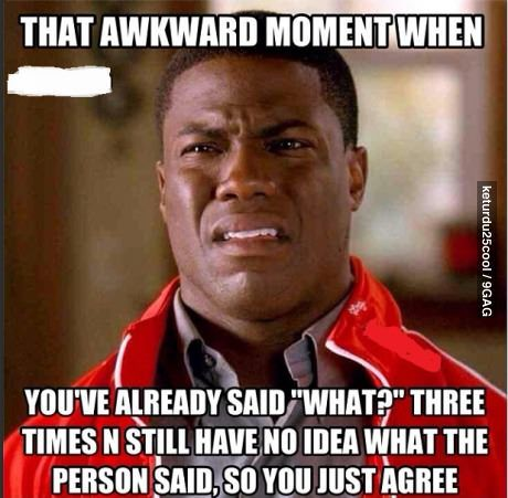 haha oh man, this happens all the time!