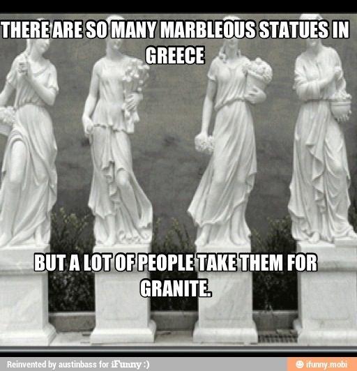 Statue Meme