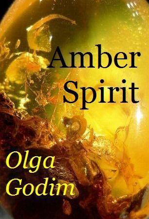 Amber Spirit Cover