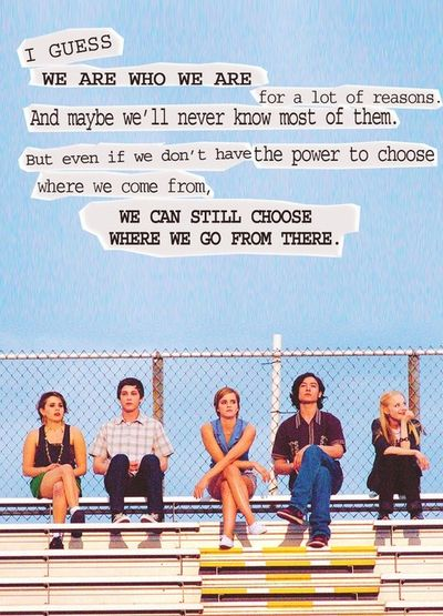 perks of being a wallflower book movie quote pinterest