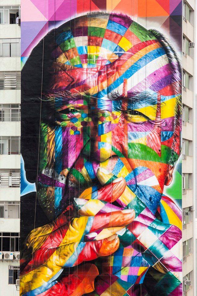 Oscar Niemeyer by KOBRA - São Paulo