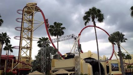 Universal Studios' Hollywood Rip, Ride Rockit